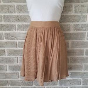 Dresses & Skirts - Highwaist Skater Skirt NWOT
